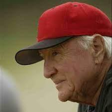 Gordie Gillespie Baseball Red Cap