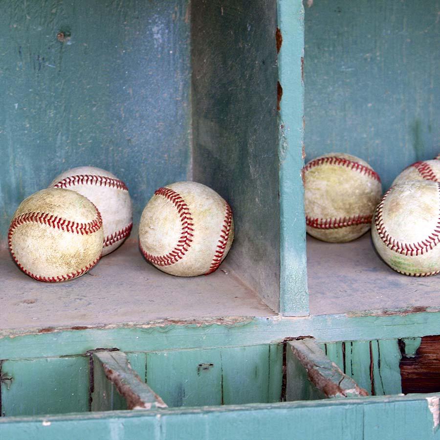 Gordie Gillespie Baseballs